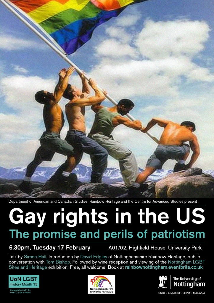 from Darius gay rights history in america
